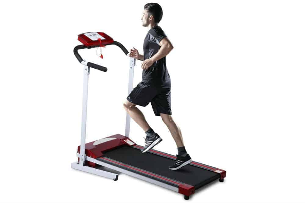 Ancheer Folding Treadmill Electric Fitness Running Machine 3.0 Review