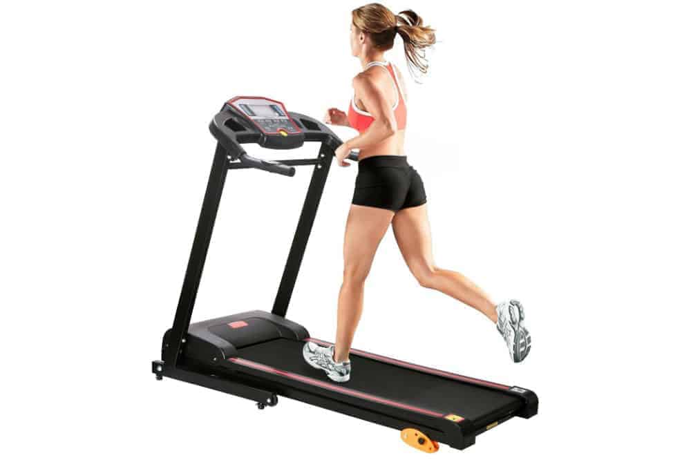 Merax Electric Folding Treadmill Review