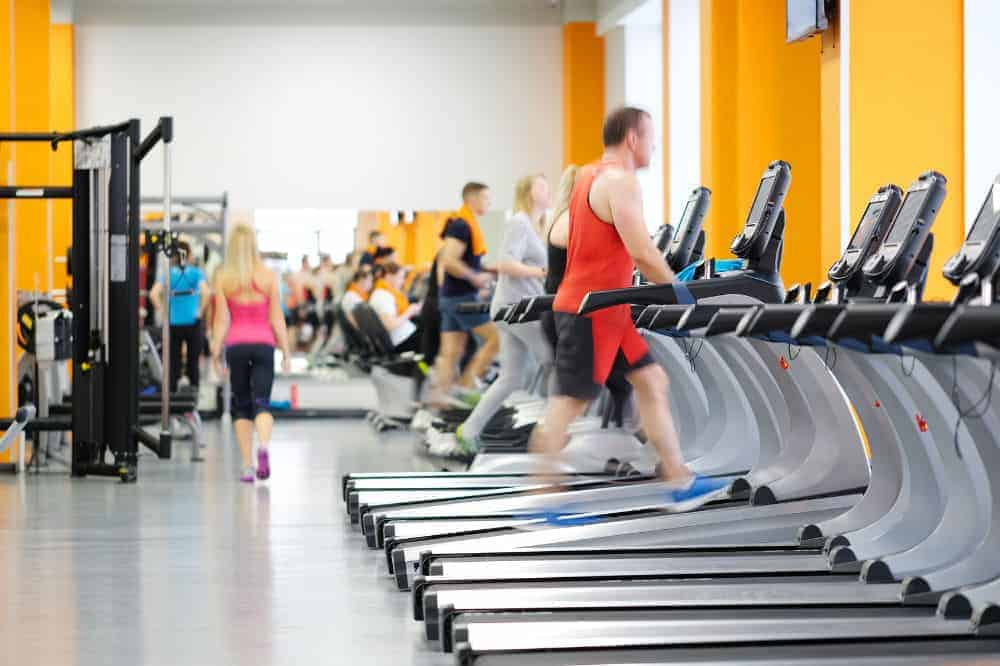 How much should a treadmill weigh?