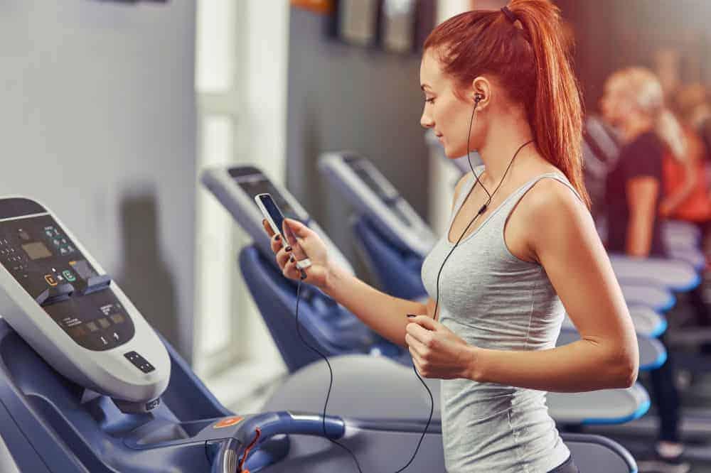 The Merit Fitness plus Treadmill