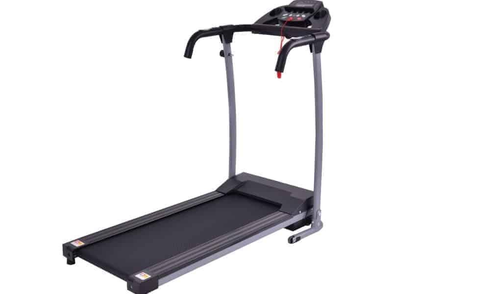 GoPlus 800W Folding Electric Treadmill Review