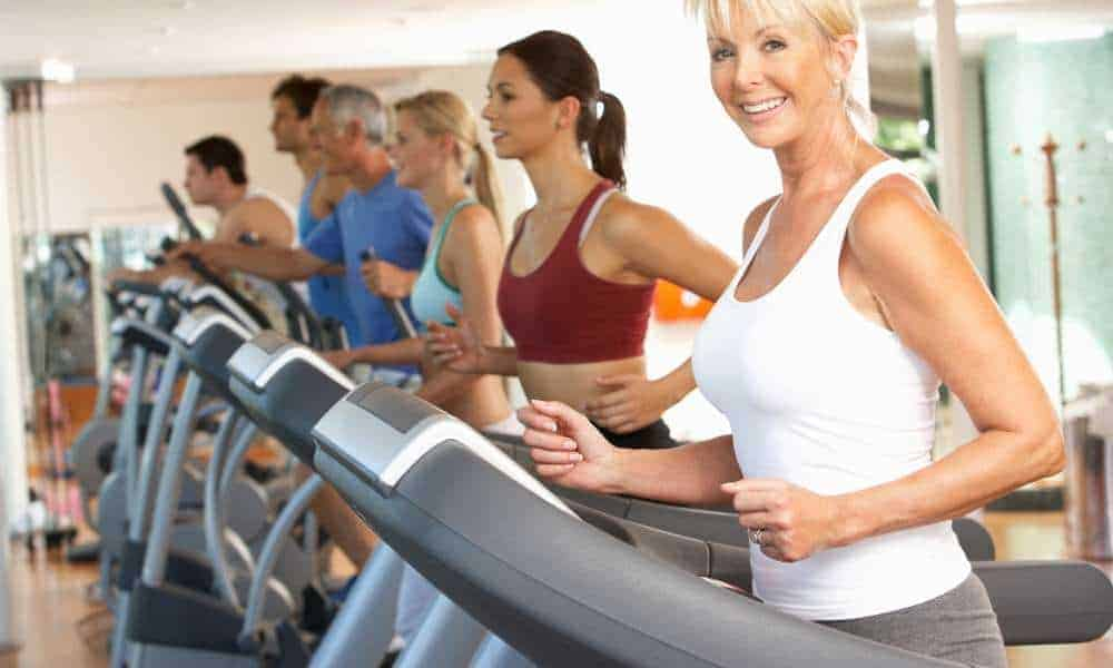 Running and Walking on a Treadmill How Much Time is Sufficient for Maximum Results